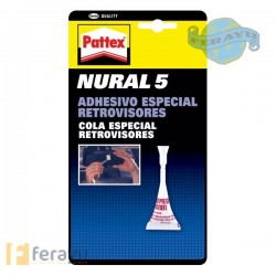 PEGAMENTO NURAL-5 0,5ML.PATTEX.