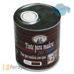 TINTE MADERA AGUA NOGAL 125C.C.
