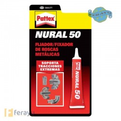 PEGAMENTO NURAL-50 10ML.PATTEX.