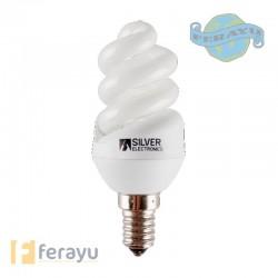 LAMPARA B/CONSUMO ESPIRAL 9W E-14 4200