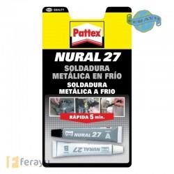 PEGAMENTO NURAL-27 22ML.PATTEX.