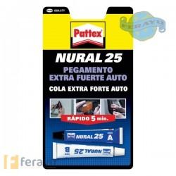 PEGAMENTO NURAL-25 22ML.PATTEX.