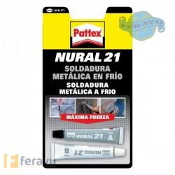 PEGAMENTO NURAL-21 PATTEX 22ML.