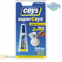SUPERCEYS 3GRS MULTIUSOS.