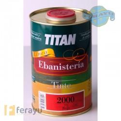 TINTE EBANISTERIA 2000 CAOBA 15Q5204 1L