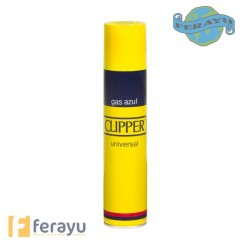 CARGA GAS ENCENDEDOR CLIPPER 300ML.