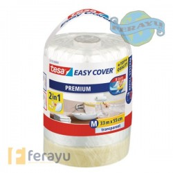 EASY COVER TRANSP. LARGO 33,00 ANCHO / 5