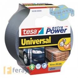 CINTA AMERICANA NEGRA 25X50 TESA EXT-POW