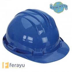CASCO CONSTRUCCION AZUL 5510