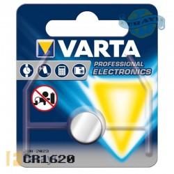 PILA LITIO VARTA CR-1620