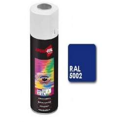 PINTURA SPRAY AZUL RAL-5002 400ML.