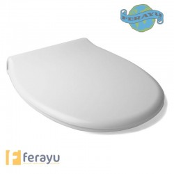 TAPA WC UNIVERSAL POLO BLANCO 4401001.