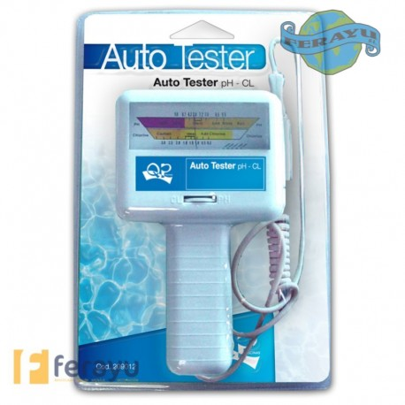 ANALIZADOR PH-CLORO ANALOGICO 209012.