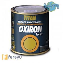 OXIRON FORJA NEGRO 4LTS.204.020.TITAN.