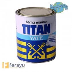 BARNIZ TITAN YATE 750ML 045.