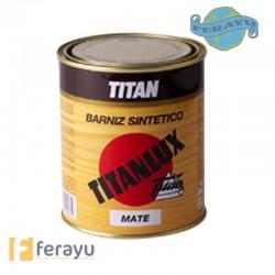 BARNIZ MATE 1L 036 TITANLUX.