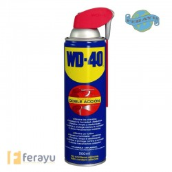 SPRAY LUBRICANTE 500ML WD-40 D.ACCION