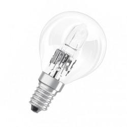 LAMPARA ESFERICA ECO30 CLARA 42/60W E-14