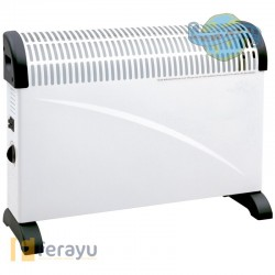 CONVECTOR AIRE CALIENTE MT01512 3 POT.