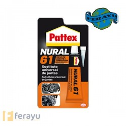 PEGAMENTO NURAL-61 40ML.PATTEX.
