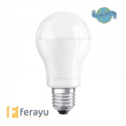 LAMPARA LED STAND.E27 2700K 9,5W OSRAM