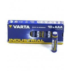 PILA EMB. IND. VARTA AAA-LR03 (10UND.)