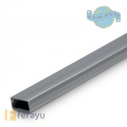 CANALETA 35X16 GRIS(2M)REF.3603-7G