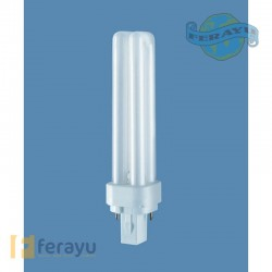 LAMP. DULUX D G24D3 26W/840 2 PIN OSRAM