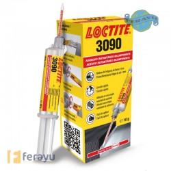 Loctite 3090 - Adhesivo instantáneo bicomponente 10g + 1g