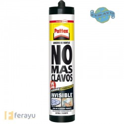 ADHESIVO NO MAS CLAVOS INVISIB 310 ML