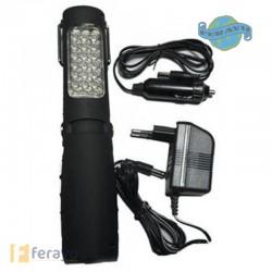 LAMPARA ARTICULADA 26 LED+CARG 8780203