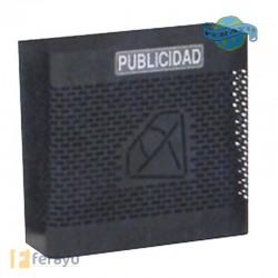 BUZON PUBLICIDAD REJILLA NEGRO 00331