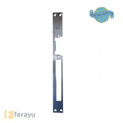 FRONTAL CERRADERO LARGO INOX 250MM 908X