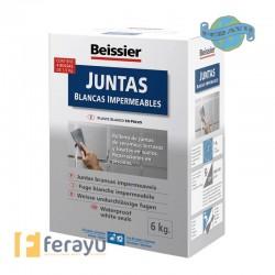 MORTERO JUNTAS IMPERMEABLES 1,5 KG