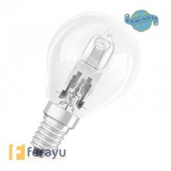 LAMPARA HALOGE CLASSIC P E14 18 W