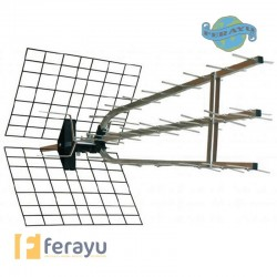 ANTENA UHF TRIPLE 415033