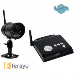 KIT VIGILANCIA DIGITAL+GRAB SD C961DVR