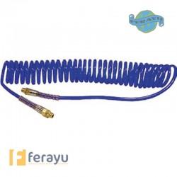 FLEXIBLE POLIURETANO 10M - 1/4 6,5X10 MM