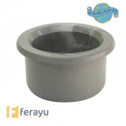 CASQUILLO REDUCTOR PVC 50-40 31 MM