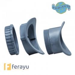 INJERTO SEGURIDAD PVC IRCO-50 110/125