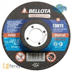 DISCO C HIERRO PRO 115X3 MM