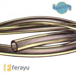 MANGUERA TUBO CRISTAL 35X43 R/25 M