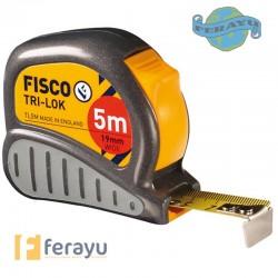 FLEXOMETRO TRI-LOCK C/FRENO 8MTX25 MM