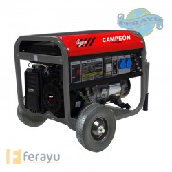 GENERADOR MOVIL ECO340 11HP 4T 4 KVA