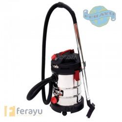 ASPIRADOR INOX. 30 LTS 1400 W
