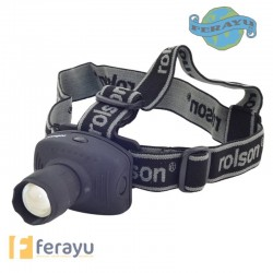 LINTERNA FRONTAL 1 LED 1 W