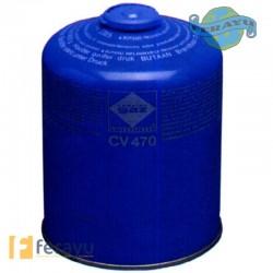 CARTUCHO GAS VALVULA 450 G