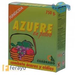 AZUFRE 750 G