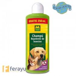 CHAMPU ANTIPARASITARIO ANIMAL 750 G