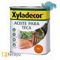 ACEITE PARA TECA INCOLORO 5 L